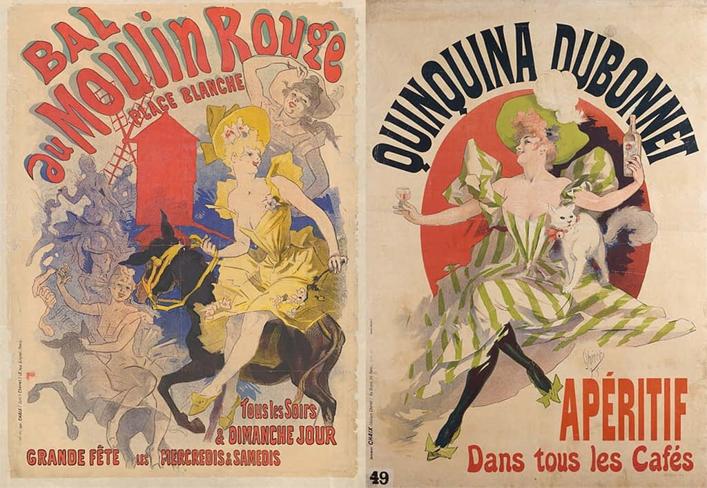 A brief history of the poster design and printing