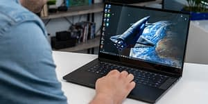 Razer Blade 15 RTX Advanced gaming laptop